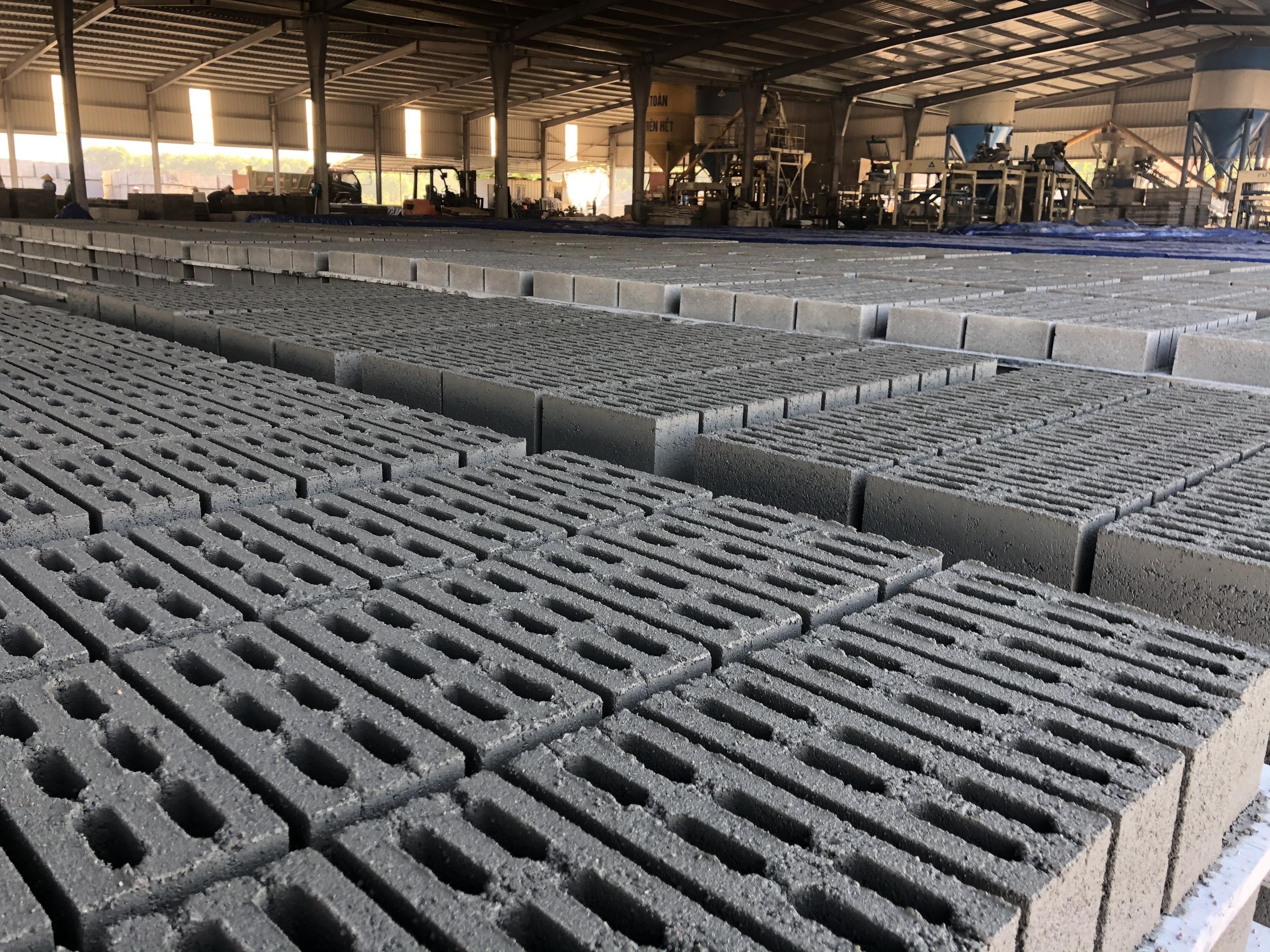 Báo giá gạch không nung tại Thanh Hóa
