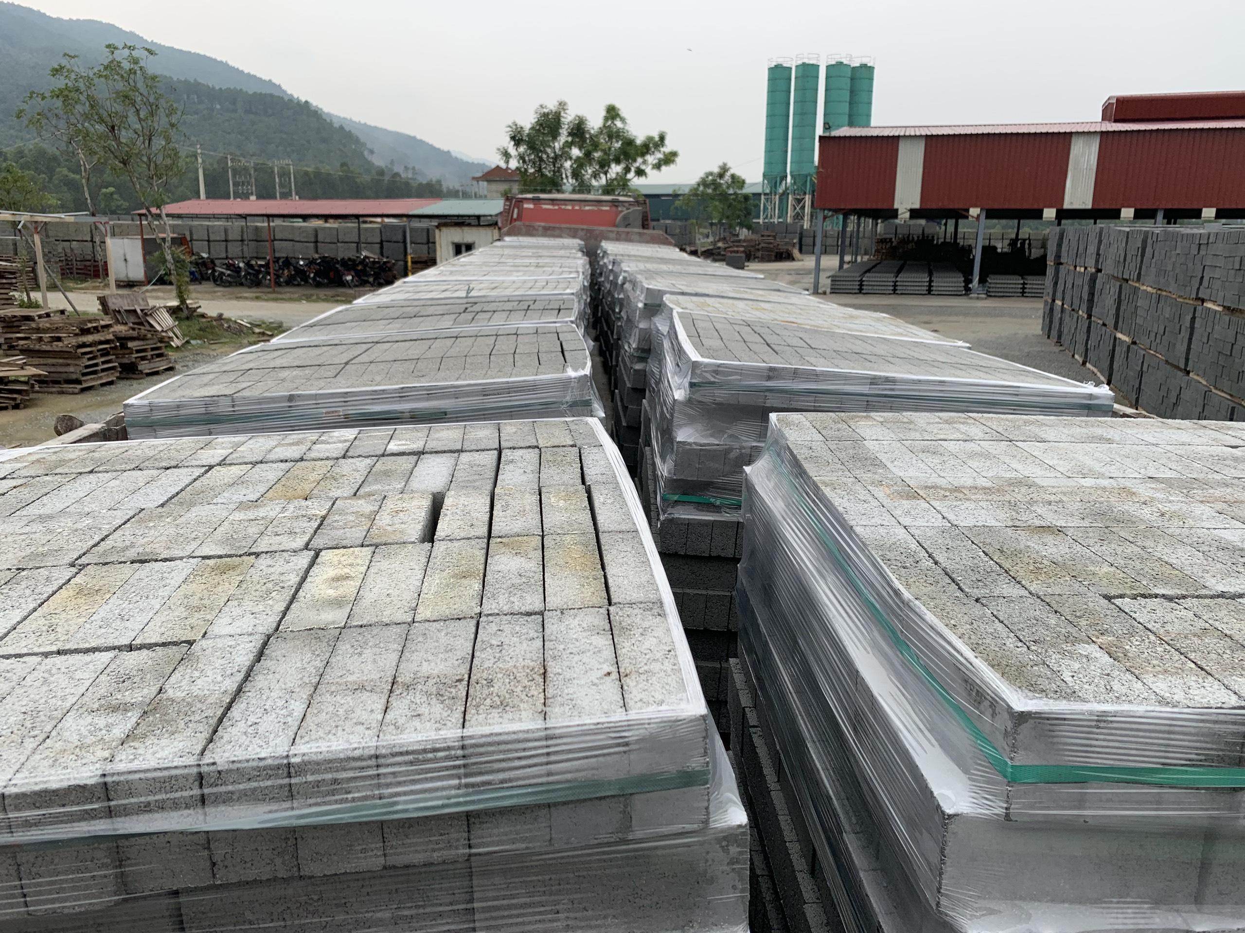 Giá gạch block tại Nghệ An bao nhiêu ?